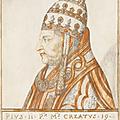 Pie ii piccolomini (+1464) pape humaniste
