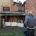 Installation des artistes ACJ 2011