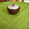 cup-cake perlé