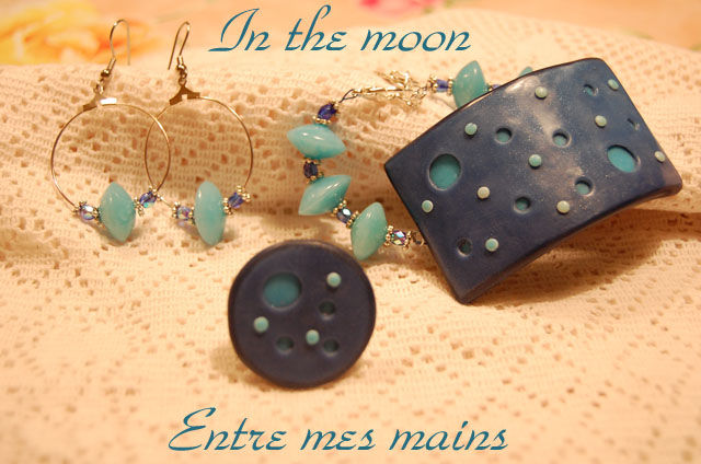 In the moon