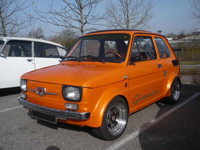 FIAT 126 Giannini Mulhouse (1)