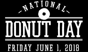 """Résultat de recherche d'images pour """"donut day 2018"""""""