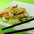 Bulgogi de poulet sauce gochujang {kitchen trotter - coree du sud}