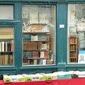 Une vieille librairie qui donne envie de fouiner !