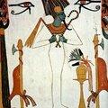 Osiris - peinture originale