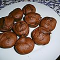 Muffins datte/pomme
