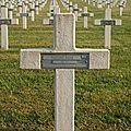 Farcine rené (saint martin de lamps) + 26/07/1917 bouconville vauclair (02)