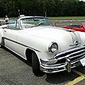Pontiac star chief convertible-1954