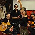 Compagnie vuelo flamenco