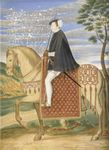 François de France, Chantilly