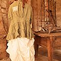 mp mp Handwoven European Linen Ingrid Jacket with Buttons ruffles in moss 6.jpg