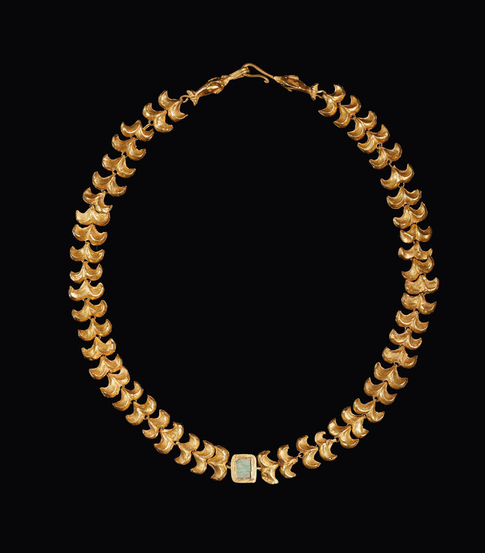 2020_NYR_18865_0087_000(a_roman_gold_and_glass_necklace_circa_2nd-3rd_century_ad012613)