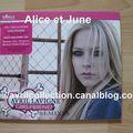 CD Girlfriend remixes Ringle-Etats Unis (2007)