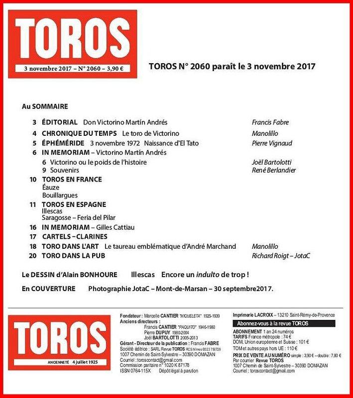 TOROS_2060_sommaire