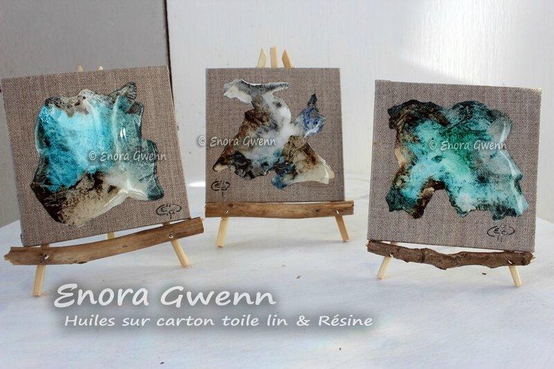 Enora Gwenn #Peinture