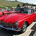 Facel vega facellia cabriolet 1960-1963