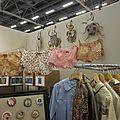 2015 - février - du 4 du 7 - Salon AEF de Paris - Stand La Fée Marraine (7)
