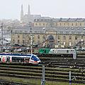 BB 27004, Bordeaux sous la pluie