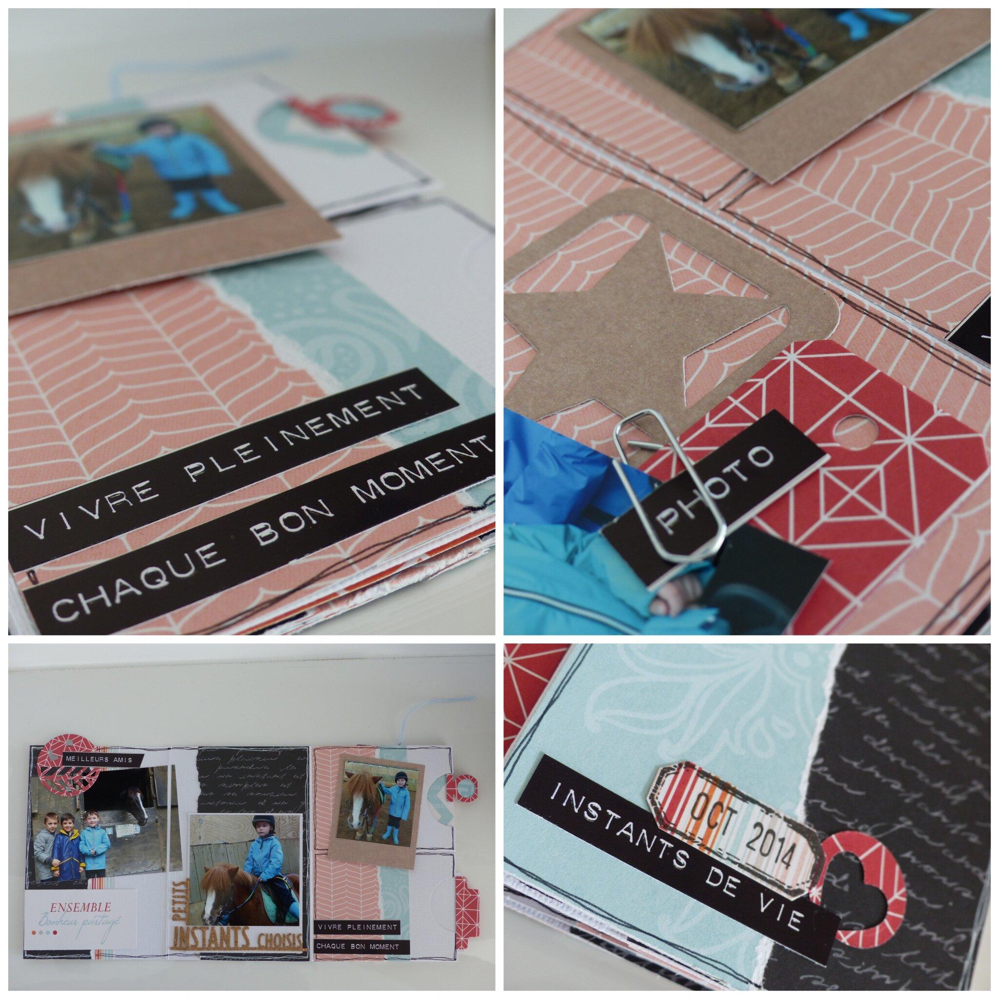 { Baud - Atelier Mini-Album }