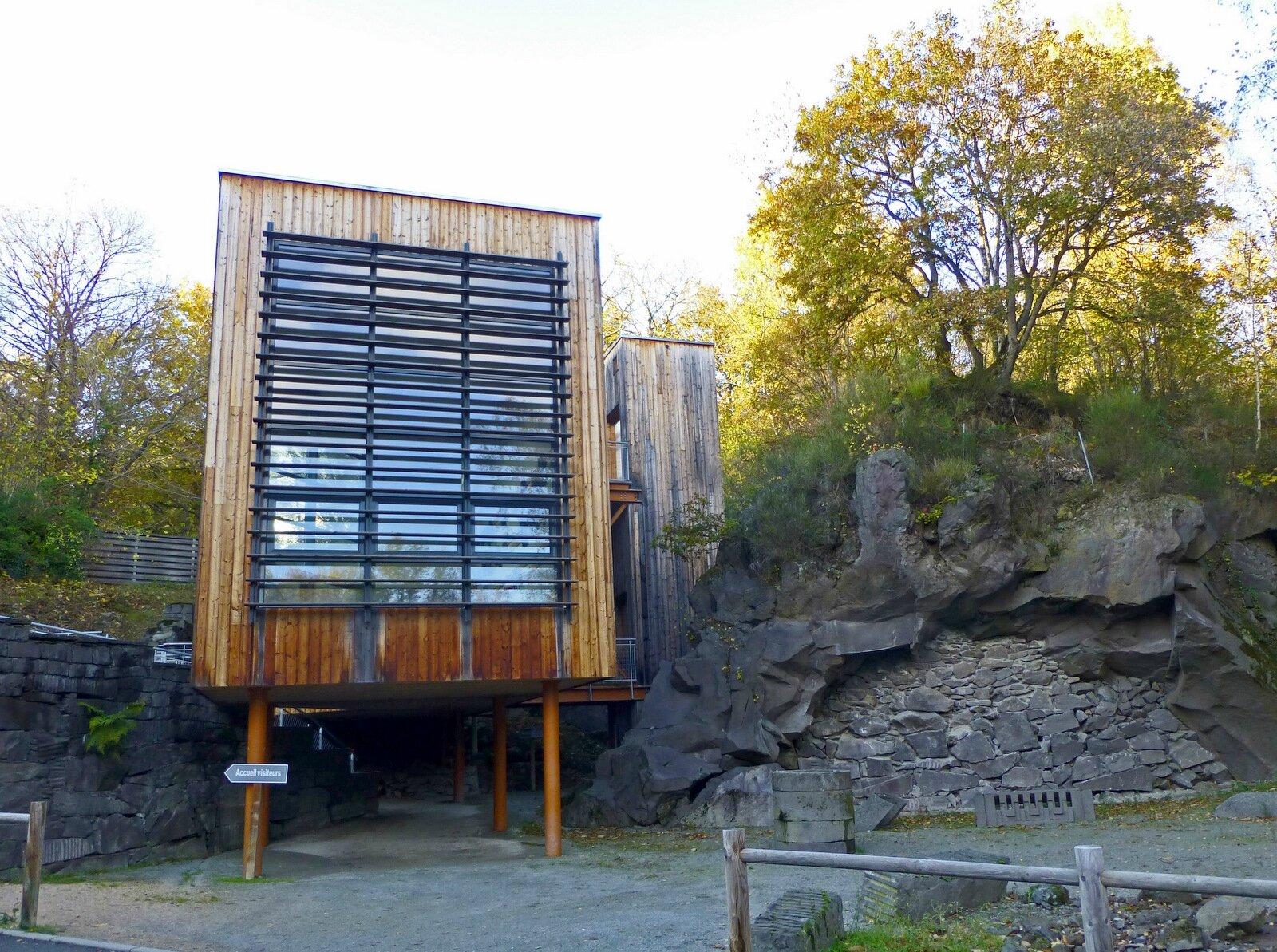 Maison de la Pierre à Volvic