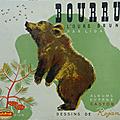 Livre collection ... bourru l'ours brun * albums du père castor *