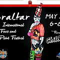 Gibraltar body art (4ème edition) mai 6 - mai 8