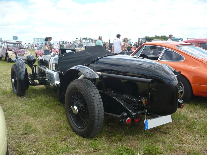 ALVIS 12-70 Sports 1940 Eutingen im Gau (2)