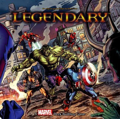 Legendary Marvel 01