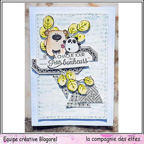 blogorel sketch sandrine vachon cie des elfes loreeduscrap