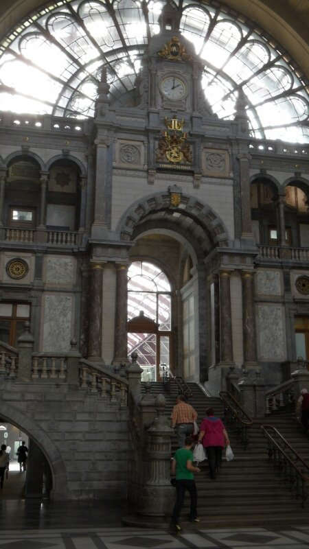 Anvers Central