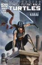 tmnt micro series villains vol 2 karai