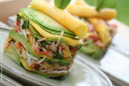 timbale_millefeuille_avocat_crabe_mangue_2