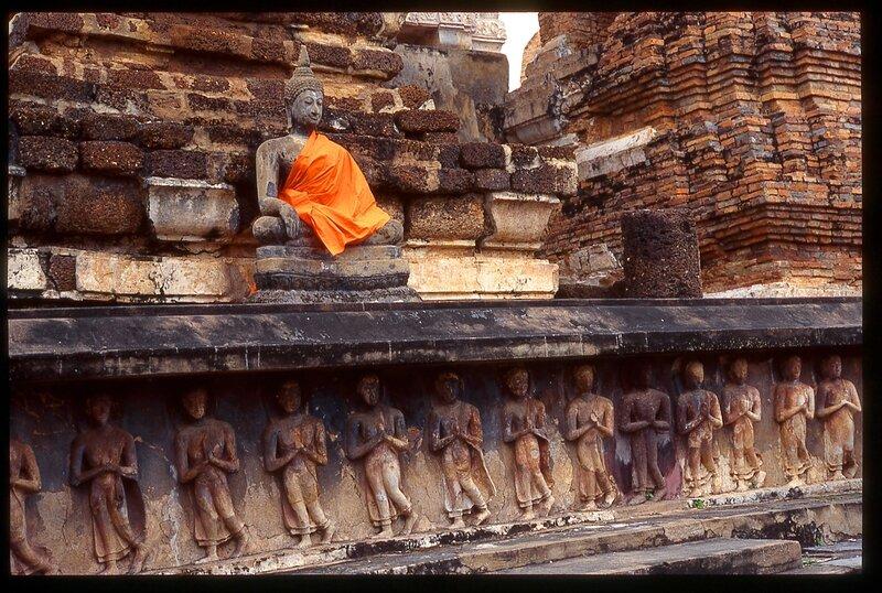 Bouddha Ayuthaya 2539-REDUX-FOM'SEL & Thanon-Oδυσσεύς