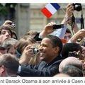 65e d-day : vidéos du président barack obama en normandie le 6 juin 2009