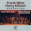 Frank Wess Harry Edison Orchestra - 1989 - Dear Mr