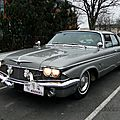 Imperial crown southampton hardtop sedan - 1960