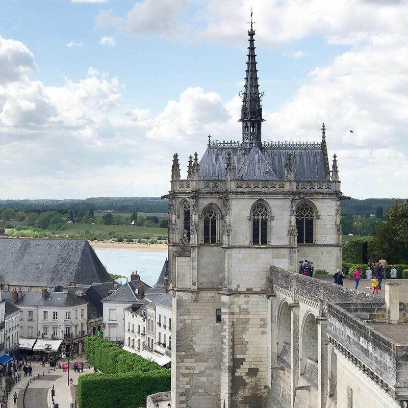 Château d'Amboise ©Kid Friendly