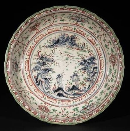 Dish__15th___16th_century__2_78_x_13_78_inches__1978