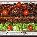 Flan de thon provençal (m)