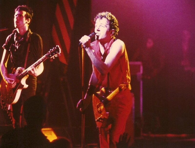 1981 09 The Clash Mogador 06