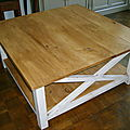 Table basse Cap Ferret