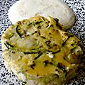 Fausse terrine courgette truite