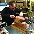 Bellota-bellota - paris 6 : ou comment tomber amoureux d'un cochon aux pattes noires...