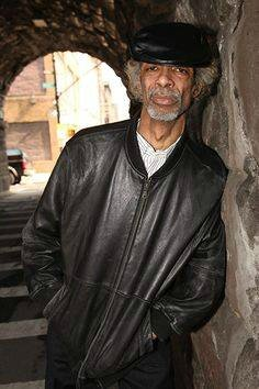 Gil Scott Heron back in that alley way Kenneth Carroll