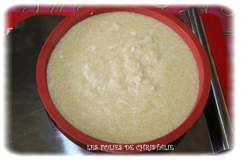 Gâteau tapioca 4