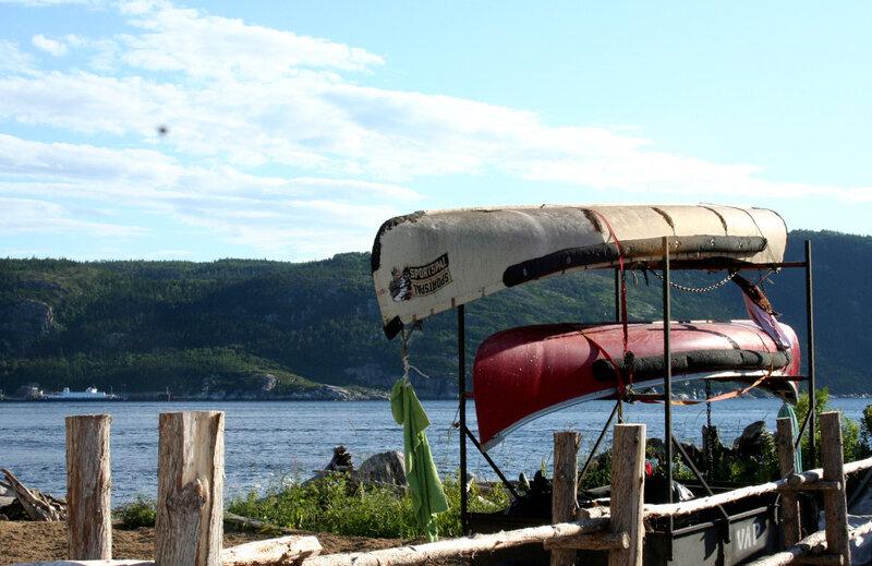 Parc National de Saguenay, Québec, Canada.