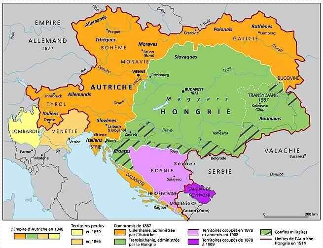 Monarchie Austro hong