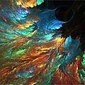 Abstraite_fractale_couleurs_cg_num_eacute_rique_art_artistique_psych_eacute_d_eacute_lique_lumineux_4_Taille_D_eacute_coration_de_La_Maison_Toile