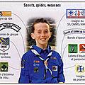 insignes unité scouts guides