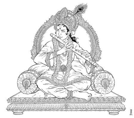 Krishna_Bansuri